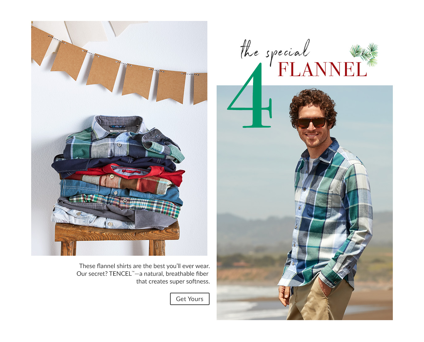 The Special Flannel