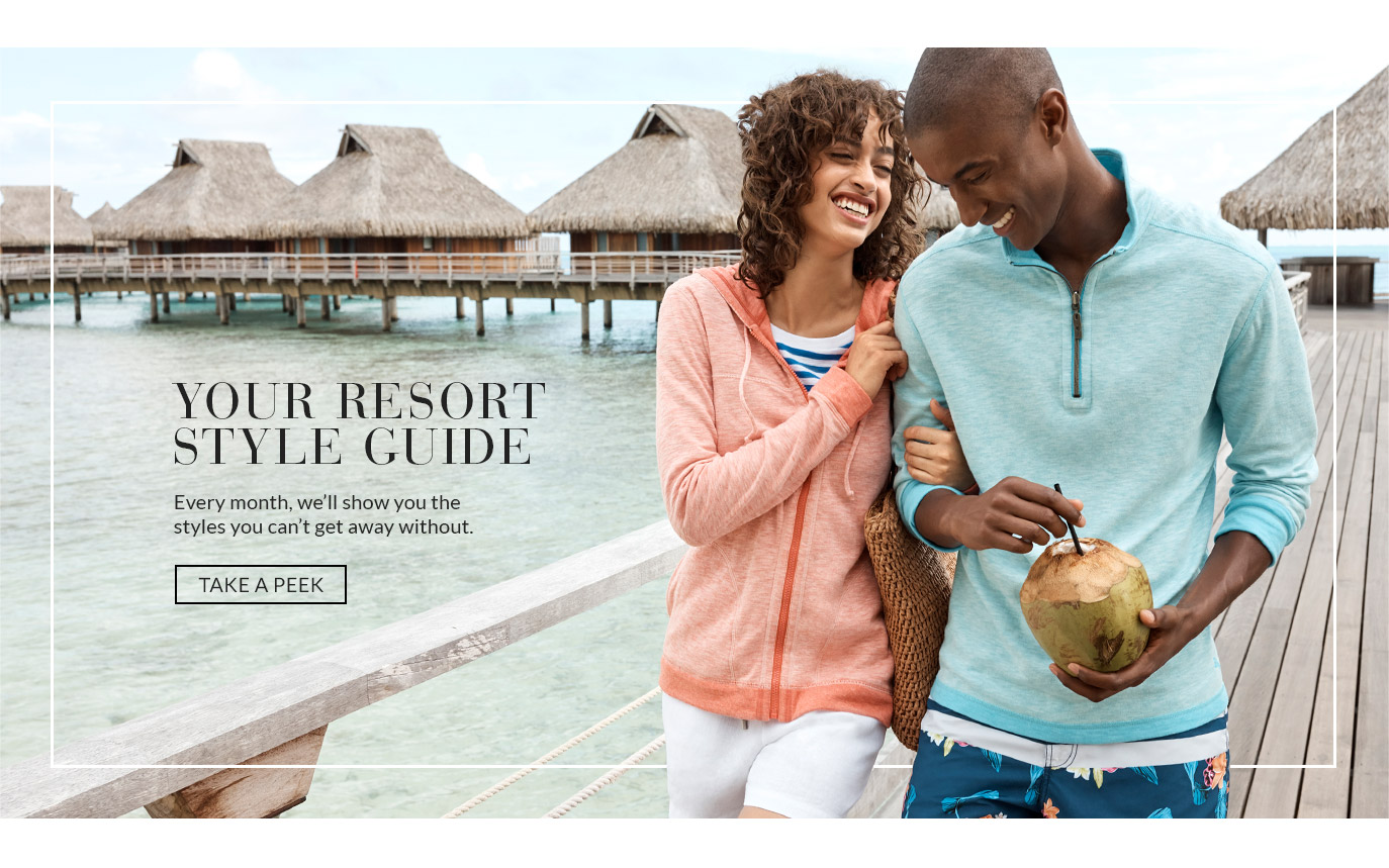 Your Resort Style Guide