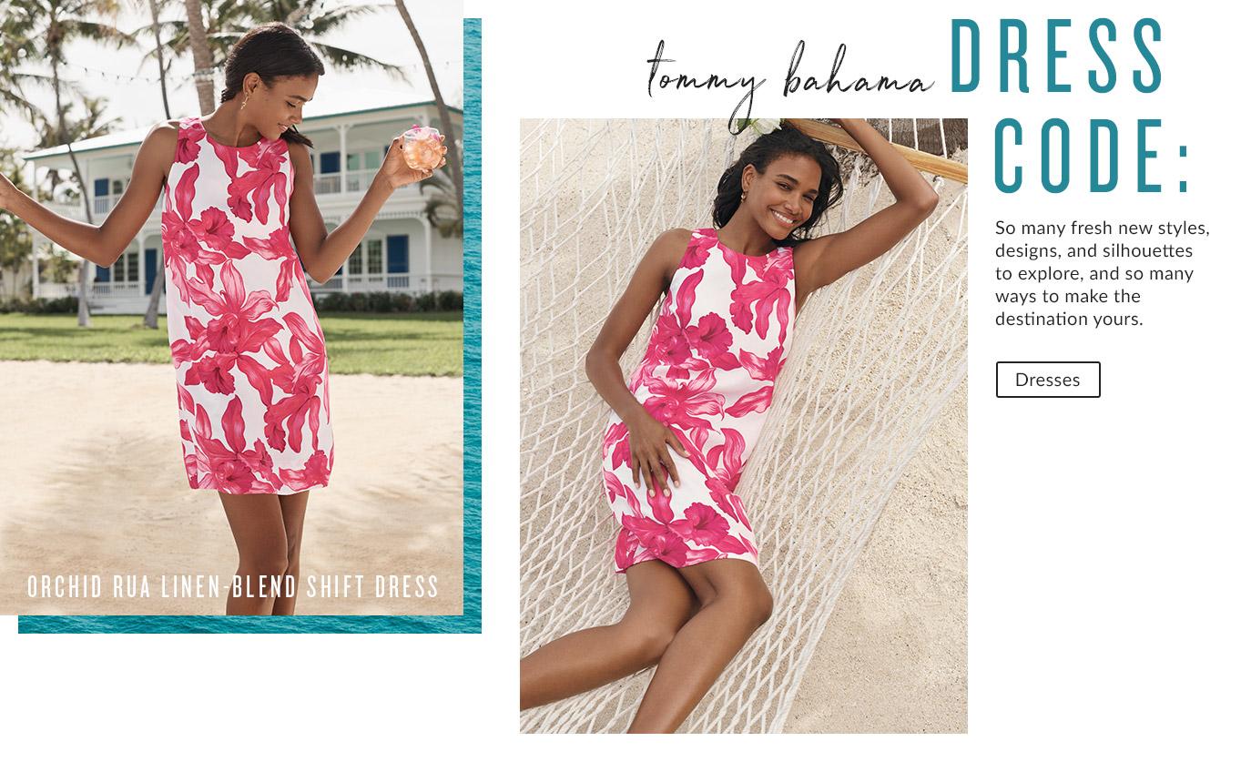 Tommy Bahama Dress Code