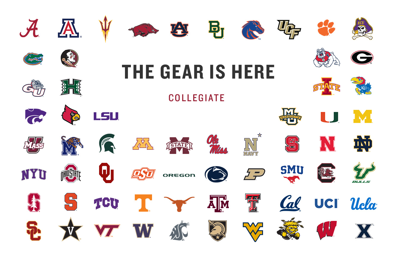 The Gear Is Here: Collegiate