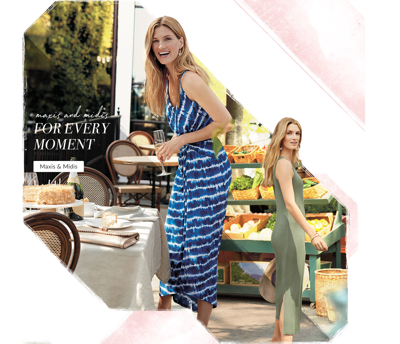 Maxis & Midis For Every Moment