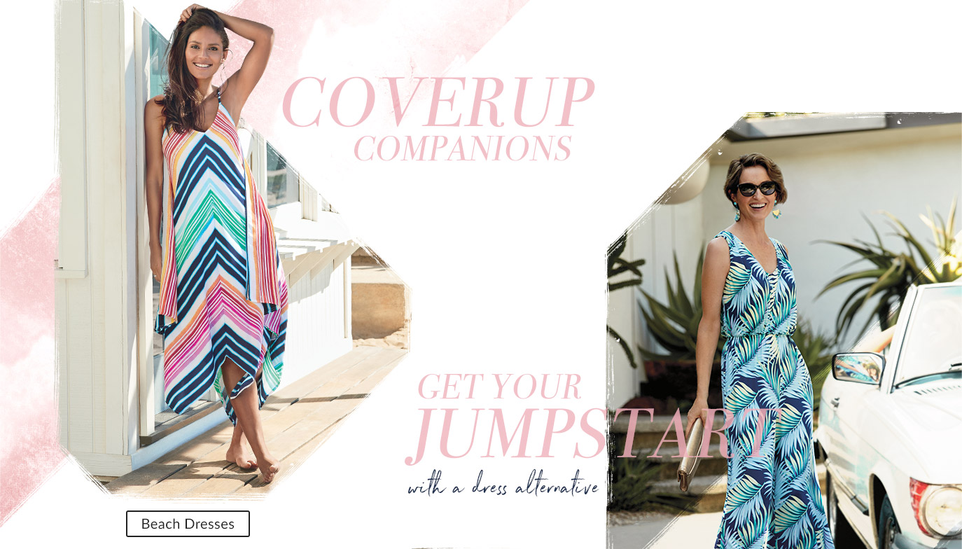 Beach Dresses & Jumpsuits