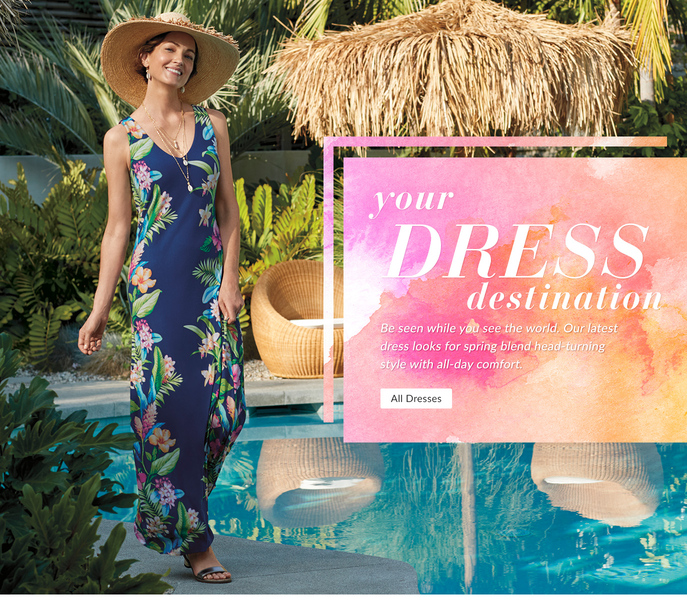 Your Dress Destination