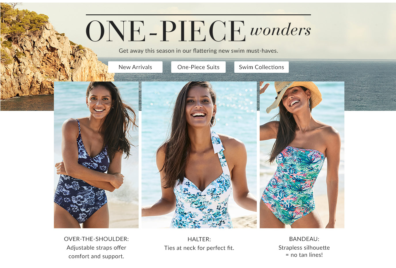 One-Piece Wonders
