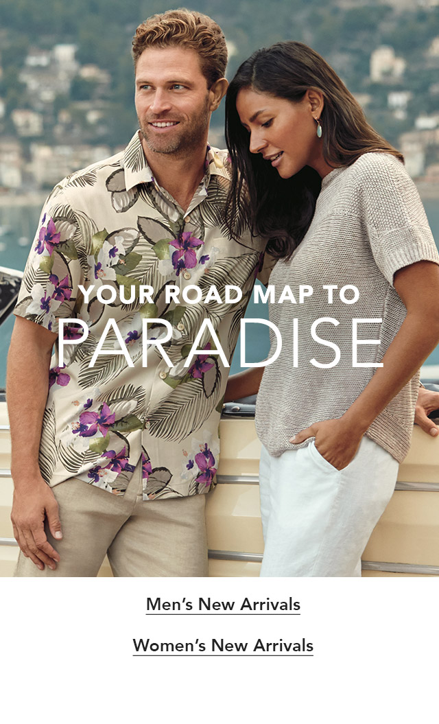 Your Road Map To Paradise