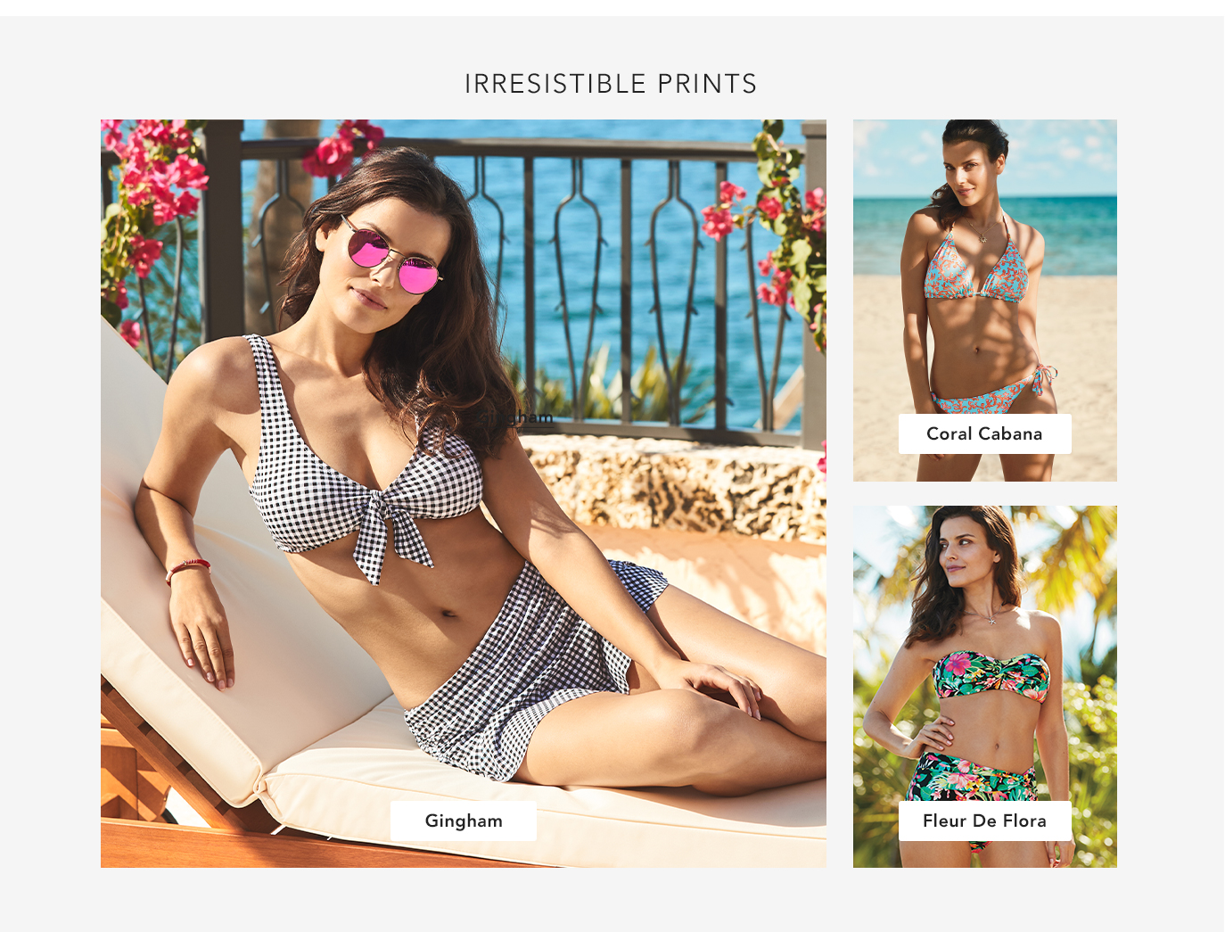 Irresistible Prints