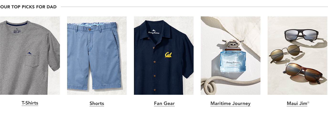 2d2b22ac Men's Clothing, Shoes, and Accessories | Tommy Bahama