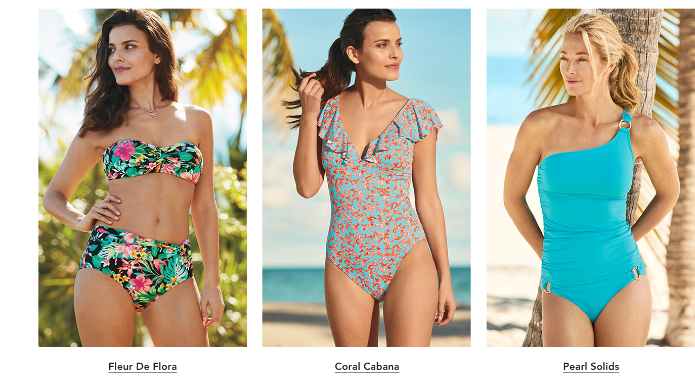 d99b8c4f76e0c Women's Swimwear Collections |Tommy Bahama