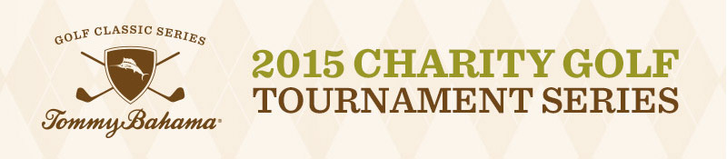 2015 Charity Golf Tournament Series