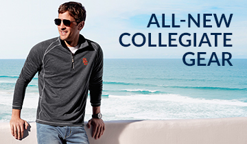 All-New Collegiate Gear