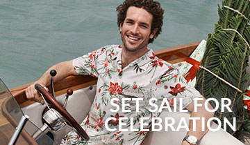 Set Sail For Celebration
