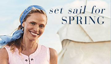 Set Sail For Spring