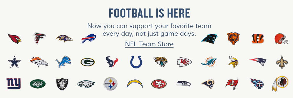NFL® Team Shop