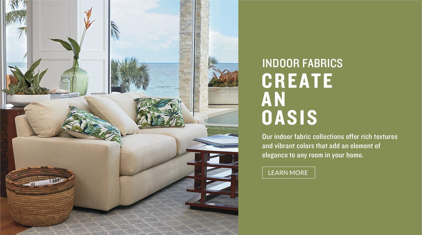 Create An Oasis
