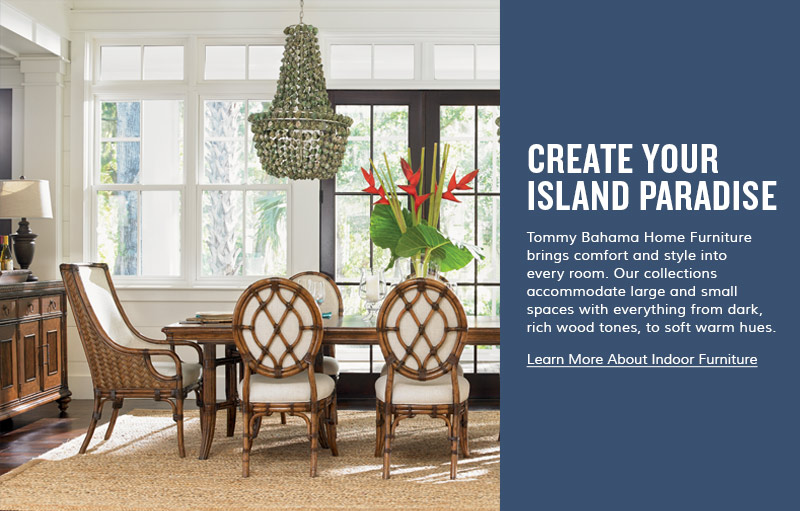 Home Decor - Indoor Furniture | TommyBahama.com