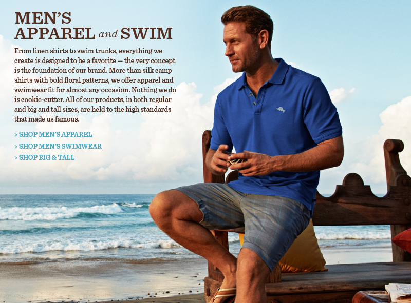 Men's Apparel Swim