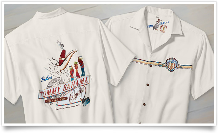 Work of Art:  Collector's Edition Camp Shirt