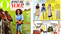 O, The Oprah Magazine | March 2017