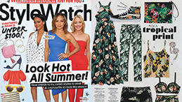 StyleWatch | June/July 2017