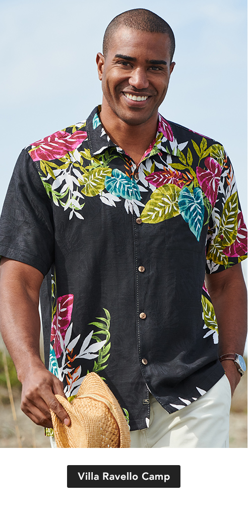 7257e8e6c Big & Tall Men's New Clothing, Shoes & Accessories | Tommy Bahama