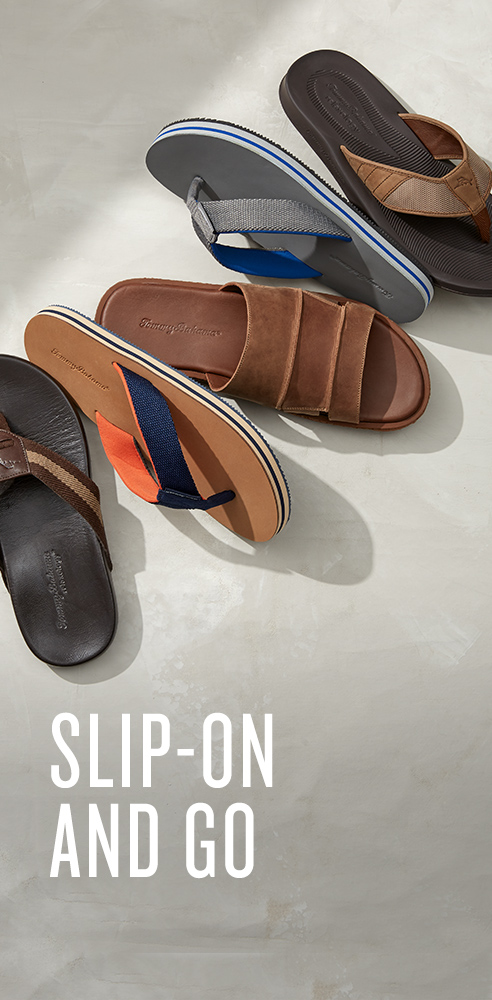 Slip-On And Go