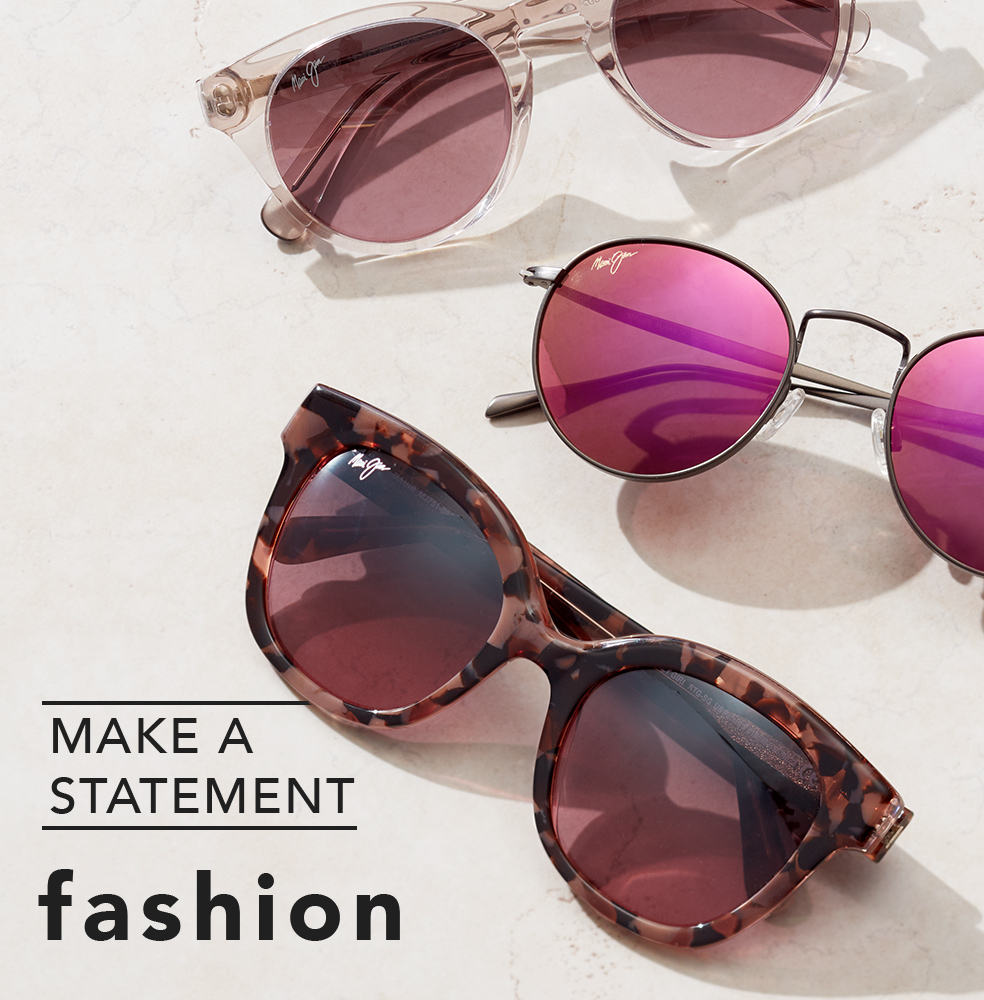 Make A Statement Fashion