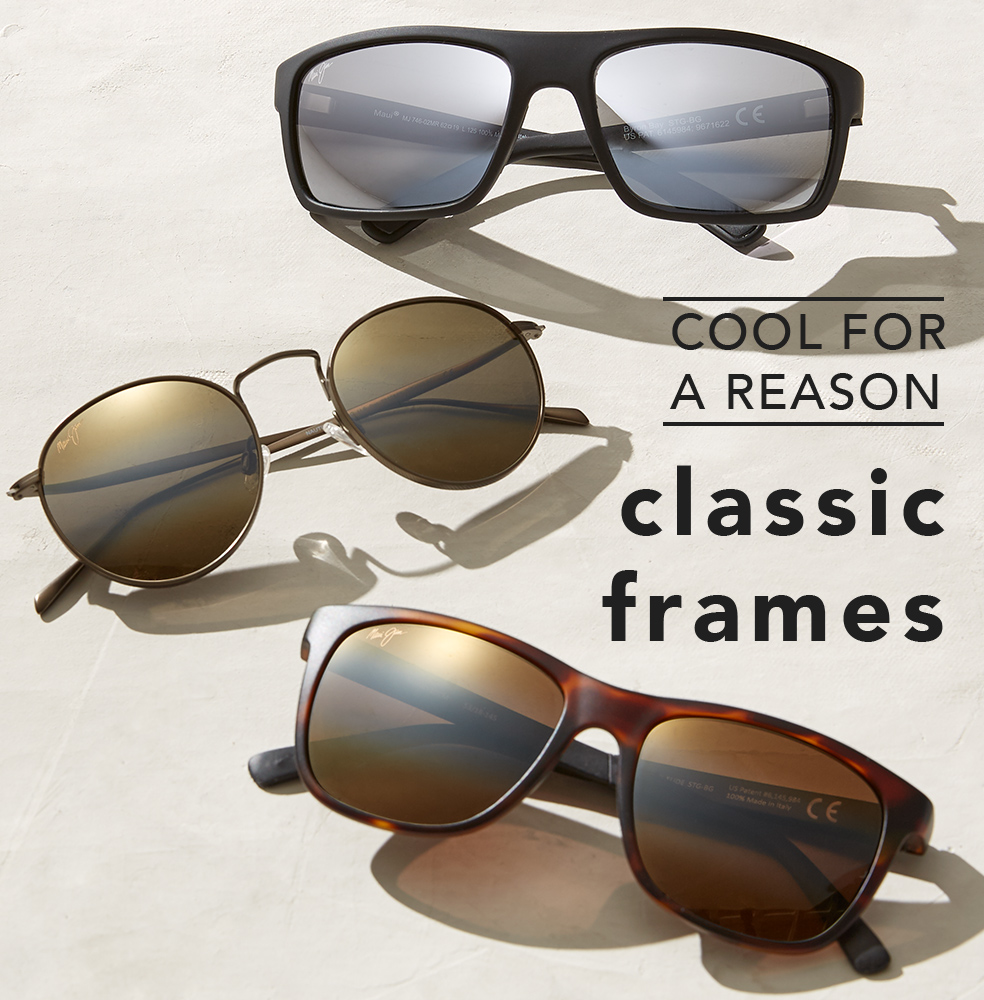 Cool For A Reason Classic Frames