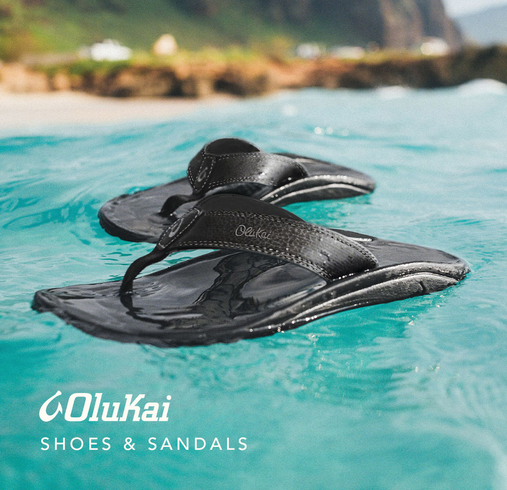 Introducing OluKai Shoes & Sandals