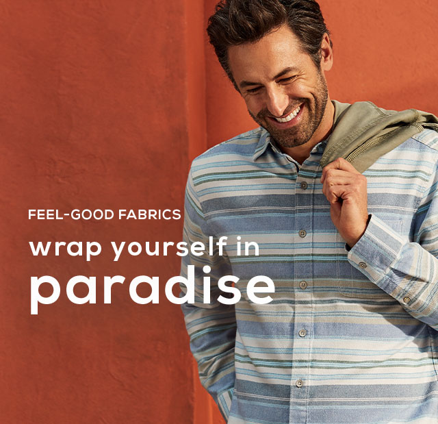 Wrap Yourself in Paradise