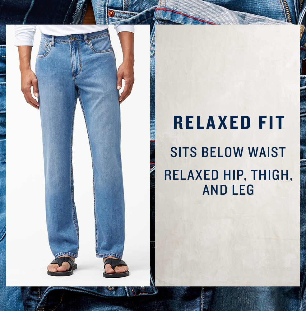 Relaxed Fit Jeans eb01226fb4312