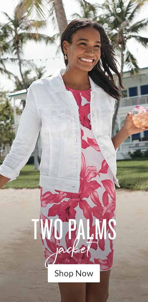 Shop Two Palms Jacket