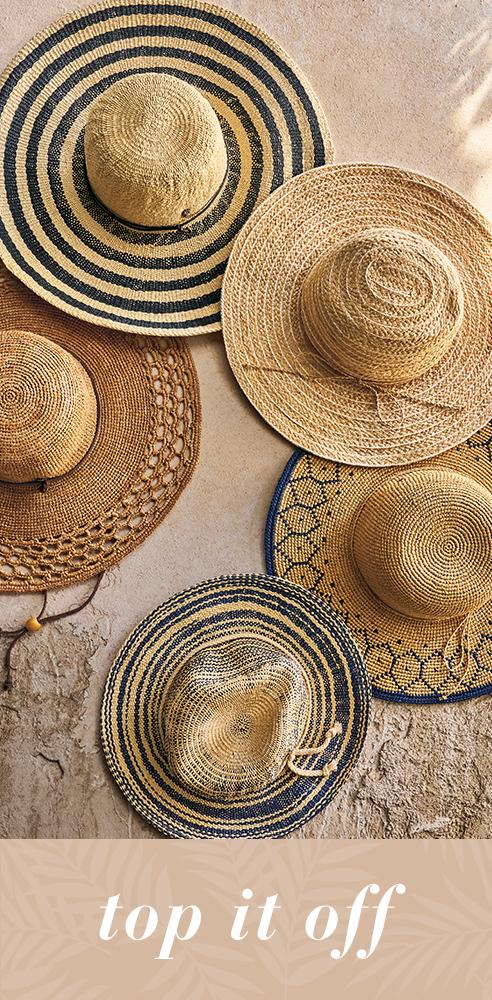 becc8365 Beach Hats & Baseball Caps | Tommy Bahama