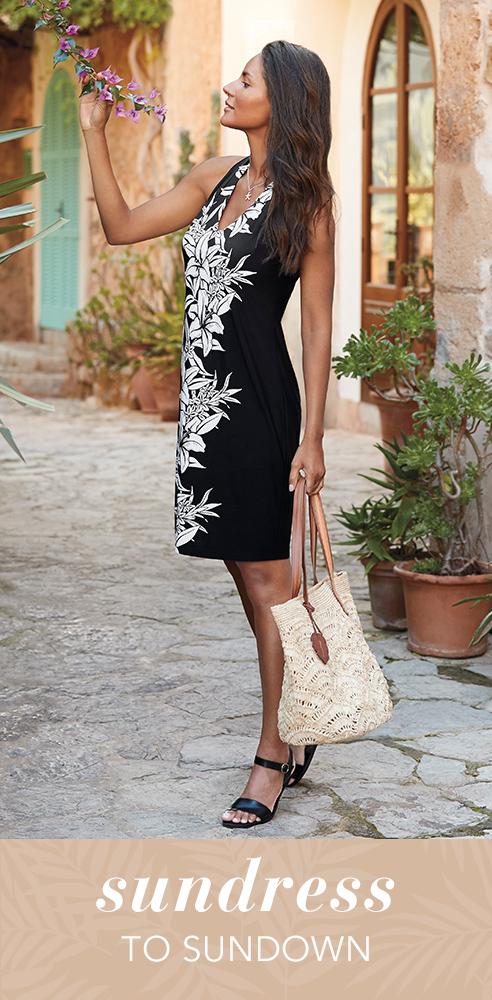 79acd18a62 Short Dresses. Sundress To Sundown
