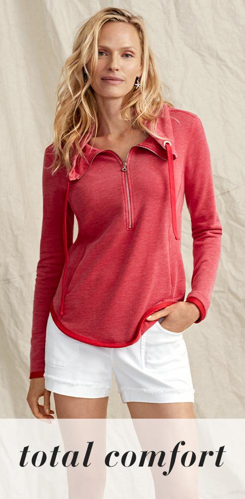 7fc447966c040 Women's Sweatshirts & Hoodies|Tommy Bahama