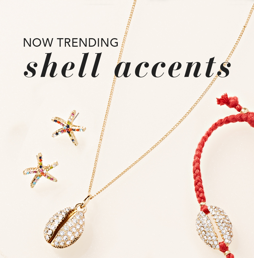 Now Trending Shell Accents