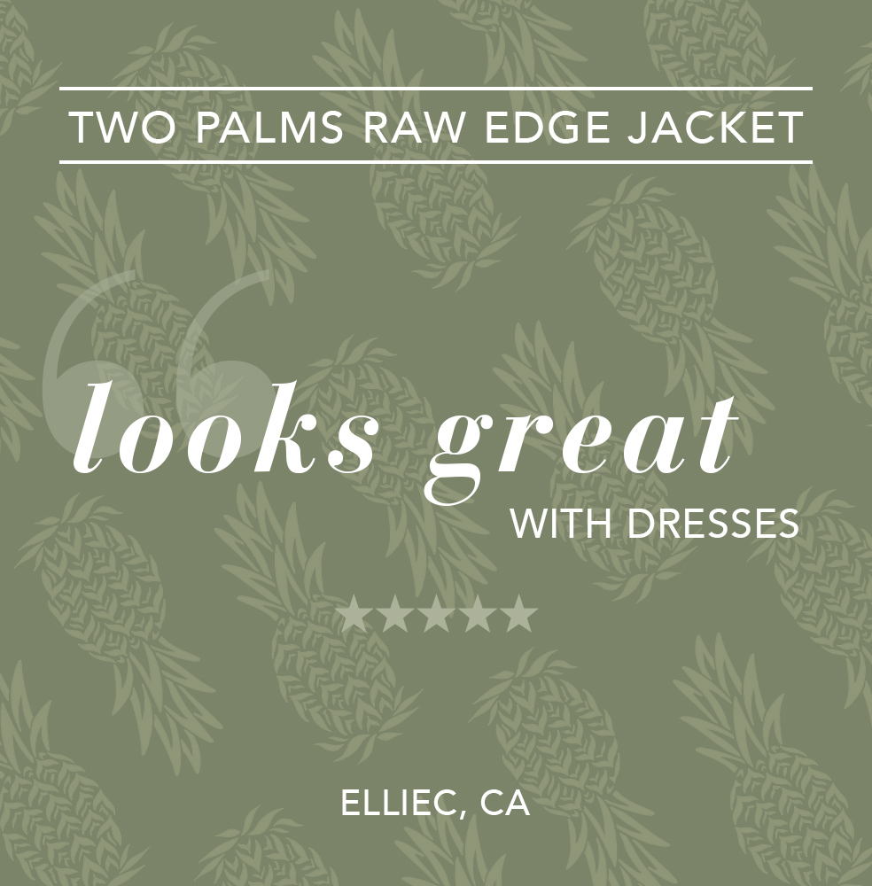 Two Palms Jacket