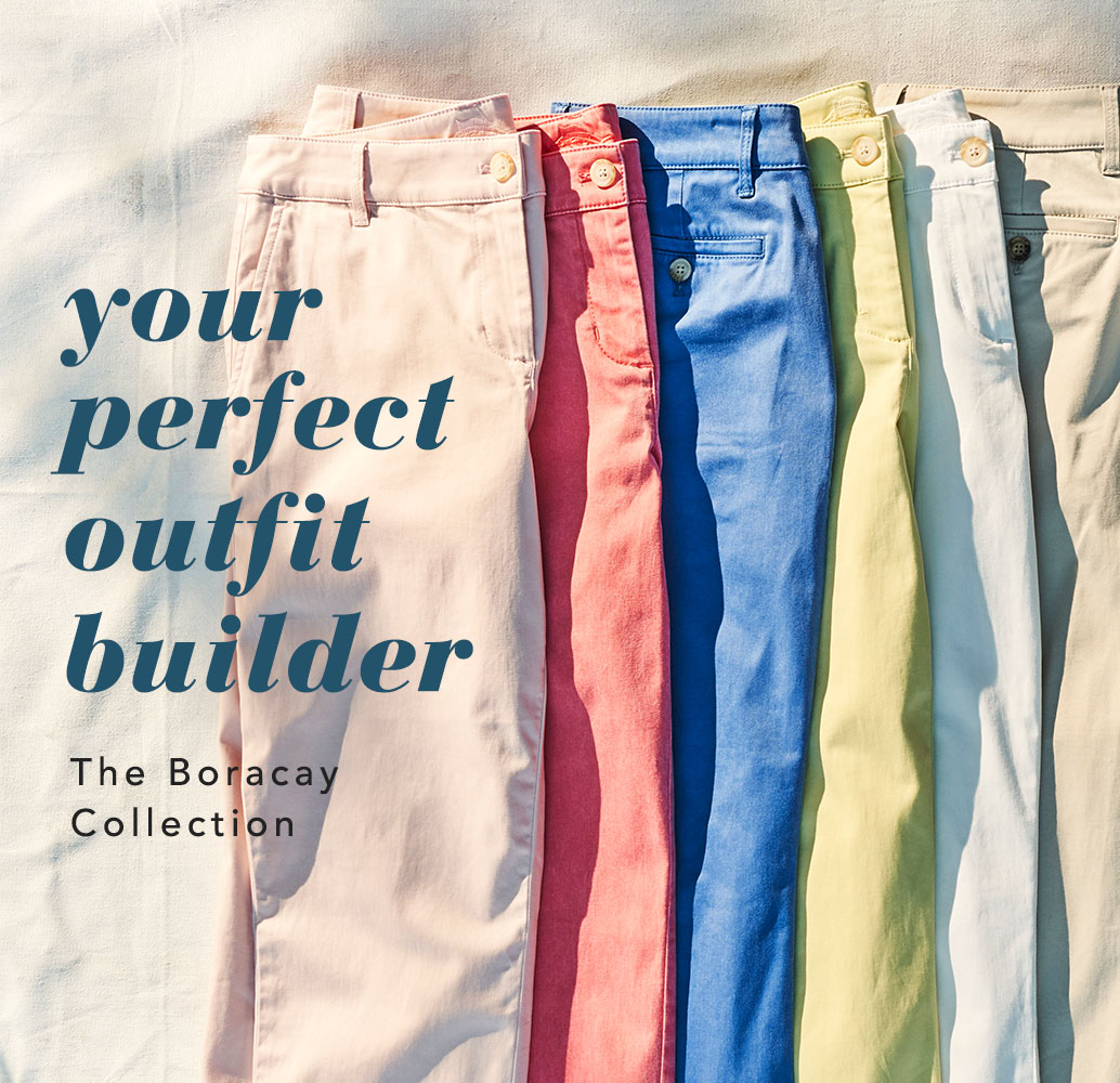 Your Perfect Outfit Builder