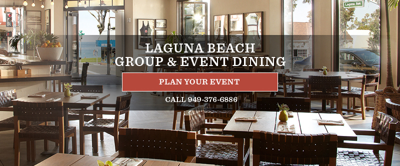Laguna Beach Group & Event Dining