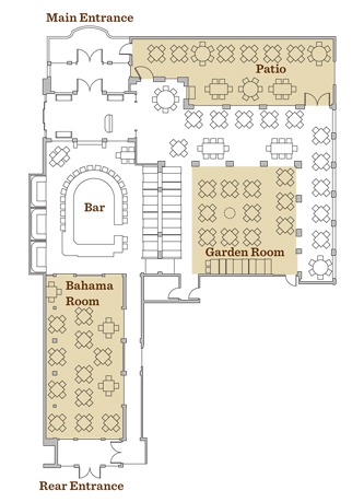 Las Vegas Floor Plan