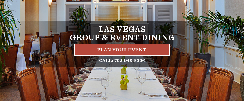 Las Vegas Group & Event Dining