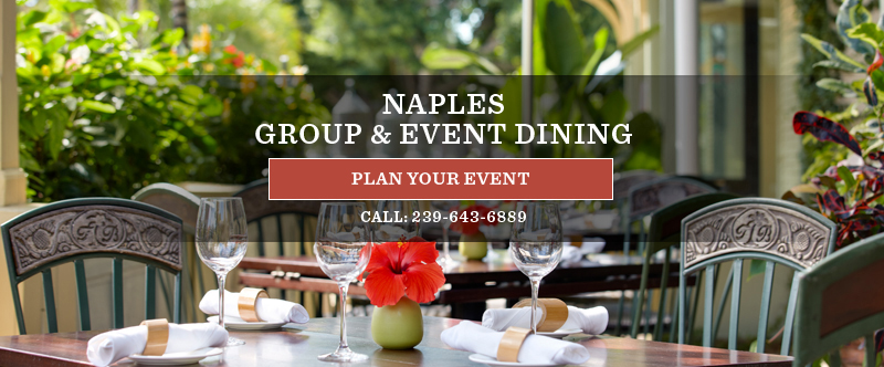 Naples Group & Event Dining