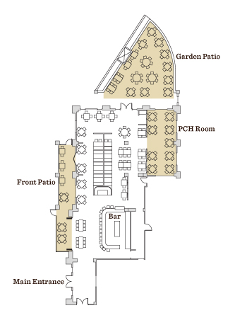 Newport Beach Floor Plan