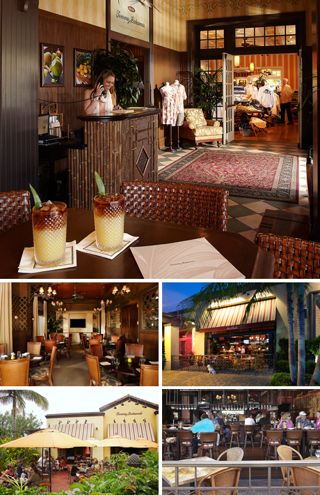 Tommy Bahama Stores Amp Restaurants Newport Beach