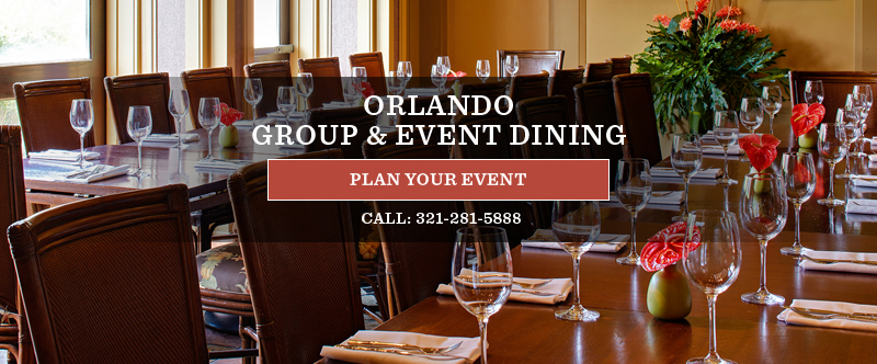 Orlando Group & Event Dining