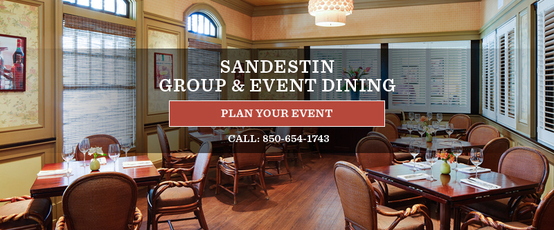 Sandestin Group & Event Dining