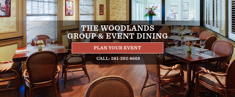 The Woodlands Group & Event Dining