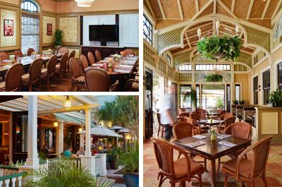 The Woodlands Restaurant