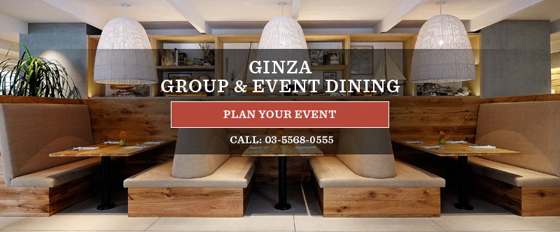 Ginza Group & Event Dining