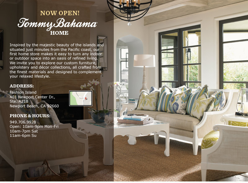 Newport Beach Home Store