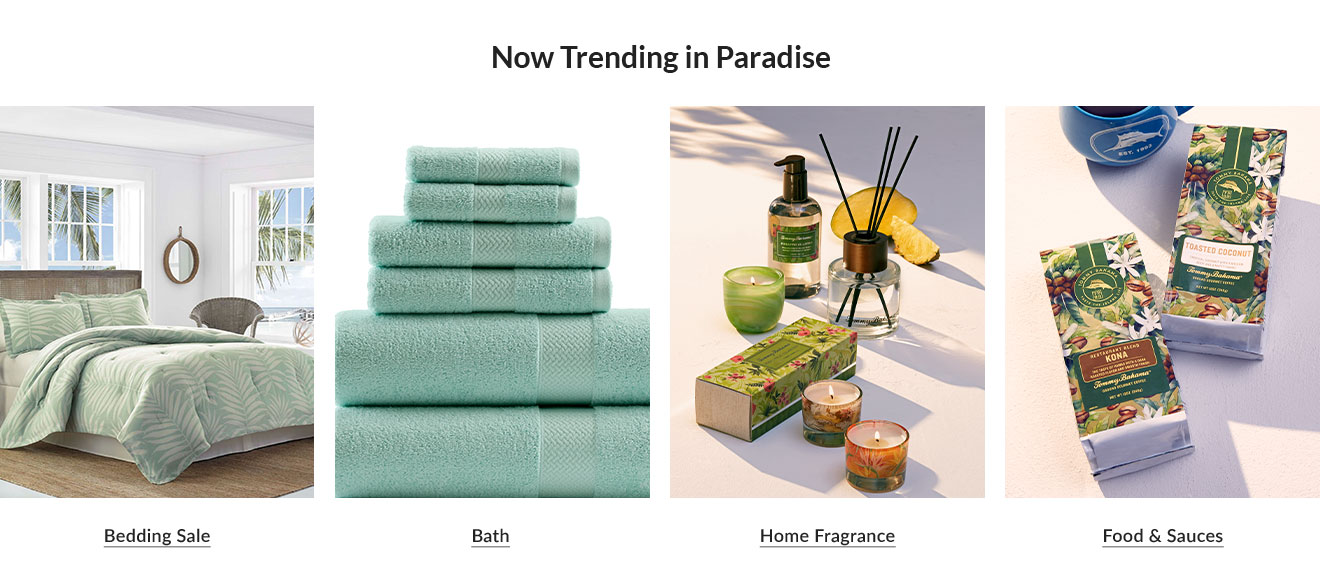 Now Trending In Paradise